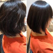 ビビリ毛から1年半。縮毛矯正の失敗は縮毛矯正で取り戻す。